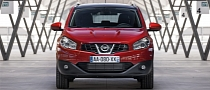 Nissan Announces 2011 All-Time European Sales Record
