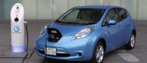 Nissan Announces Membership-Based Charging Service