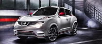 Nissan Announces Paris 2012 Offensive: Juke Nismo, 370Z Facelift