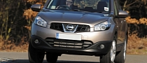 Nissan Boost 2012 European Sales Through October