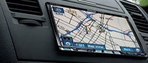 Nissan Debuts High-End Navigation System