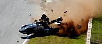 Nissan Deltawing Crashes During Testing in Atlanta [Video]