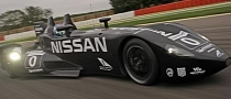 Nissan DeltaWing Ready for ALMS [Video]