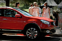 Nissan Dualis Promoted by Australia's Next Top Model [Video]