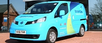 Nissan eNV200 Electric Van Can Handle Cold Weather