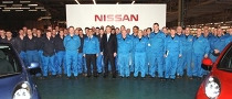 Nissan Fires 1,200 Workers in the UK