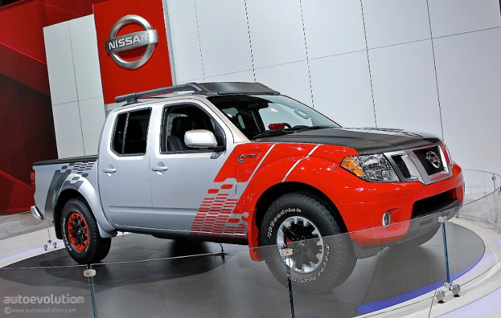 Nissan Frontier Diesel Runner Concept Revealed in Chicago [Live Photos