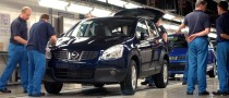 Nissan Gasps for Air, but Opens Plant in Russia