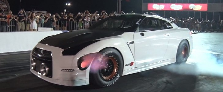 Nissan GT-R Alpha G Could Have 3,000 HP, Aiming for ...