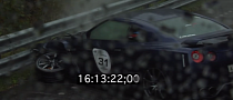 Nissan GT-R Crashes at Unlim 500+ in the Rain [Video]