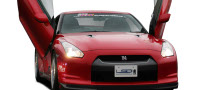 Nissan GT-R Gets LSD Wing Doors