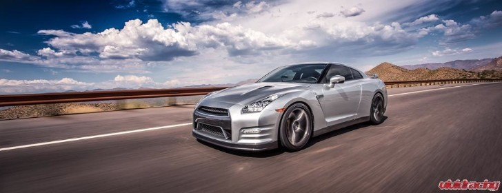 Nissan GT-R II Tuning Kit by Vivid Racing [Photo Gallery]
