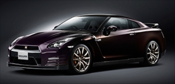 Nissan GT-R Midnight Opal Edition Revealed
