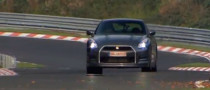 Nissan GT-R Posts 7:24.22 Nurburgring Lap Time
