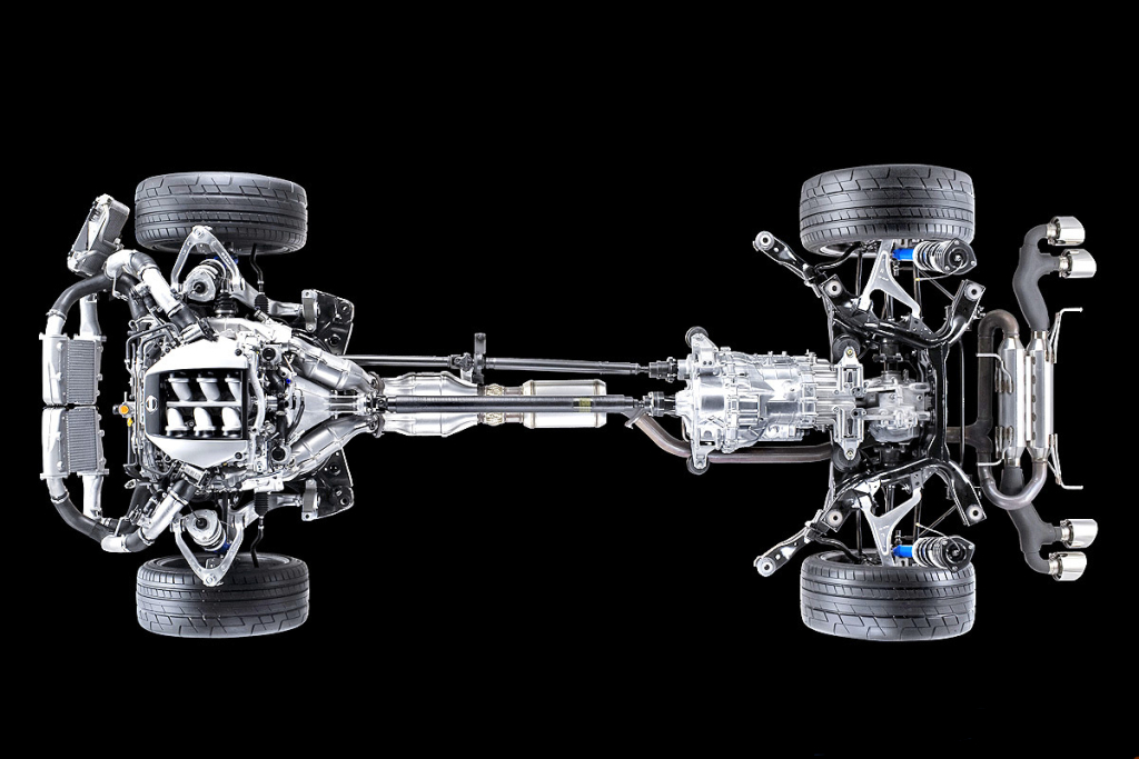 Nissan Gt R S Secret Attesa E Ts Awd System Explained