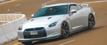 Nissan GT-R Scores Record on the Jebel Hafeet Mountain Road
