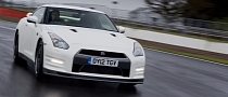 Nissan GT-R Track Pack Special Edition Arrives in the UK [Photo Gallery]
