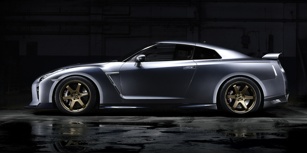 Litchfield Unveils Limited-Series Nissan GT-R LM20, Does 0-60 MPH In ...