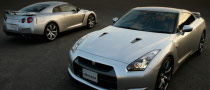 Nissan GTR Wins Another Prize ... Again