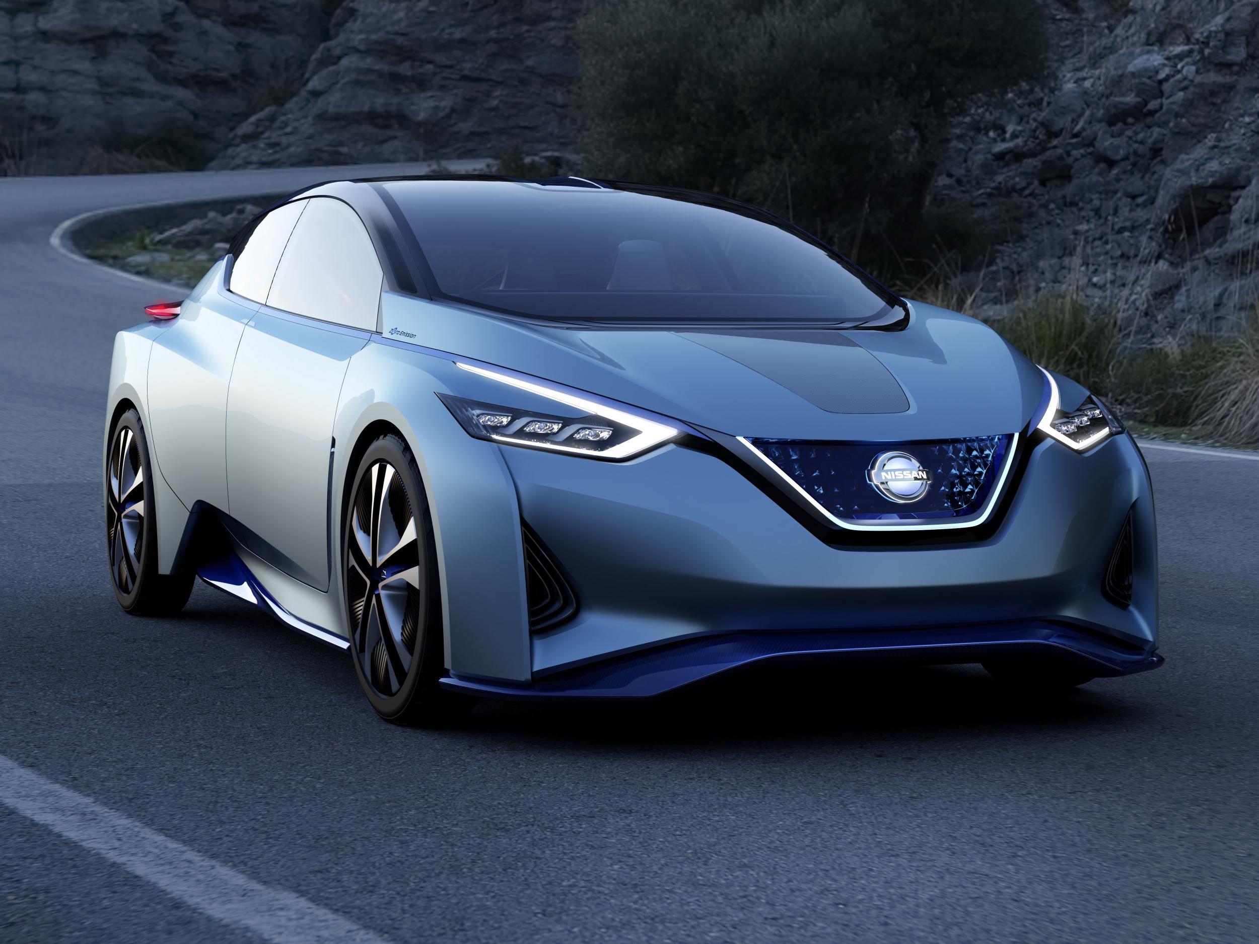 Nissan IDS Concept Brings Autonomous Driving Closer at the Detroit ...