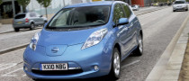 Nissan is Expanding UK Dealer Network for LEAF