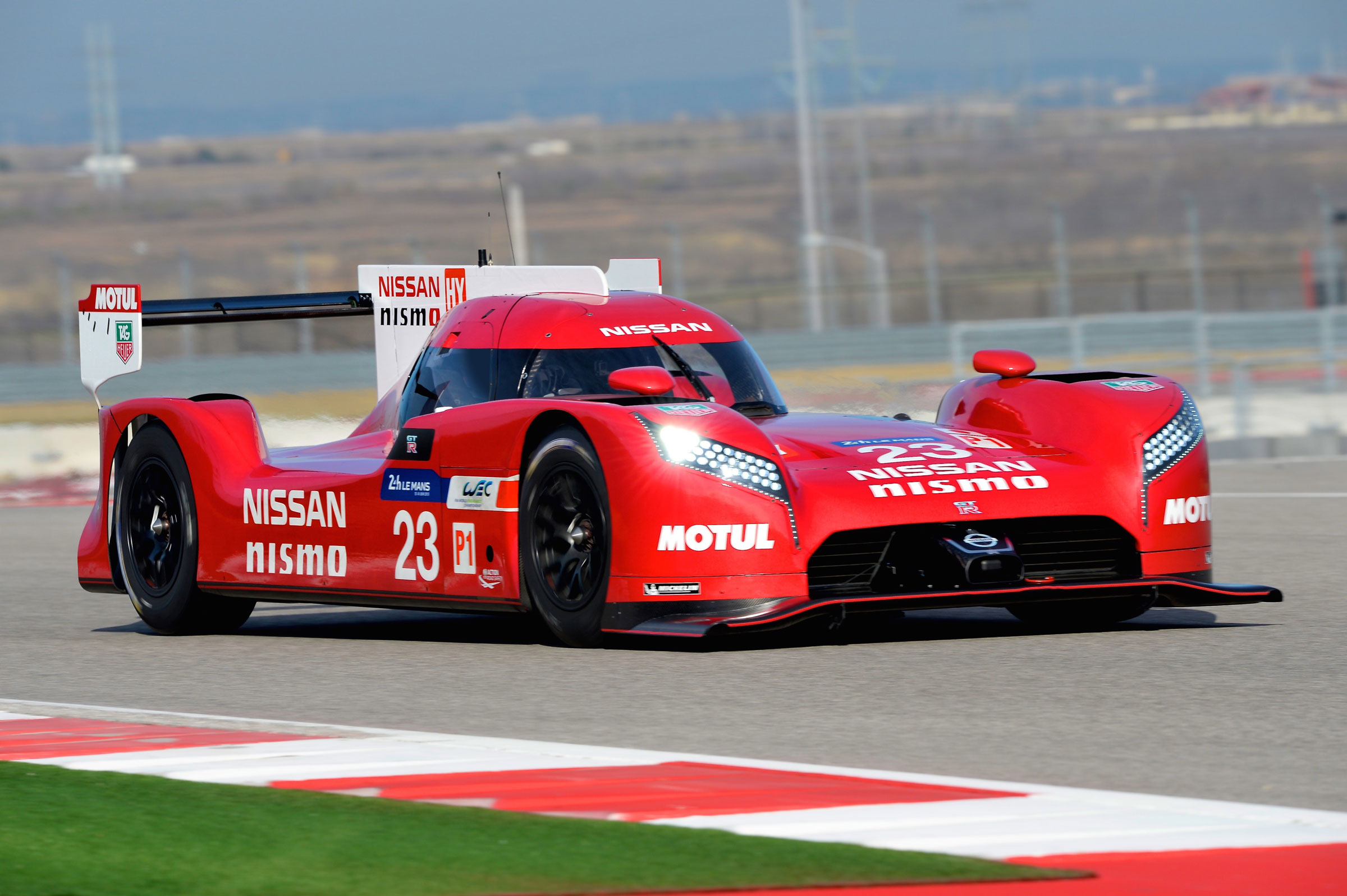 Nissan GT-R LM Nismo Withdrawn from 2016 FIA WEC