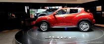 Nissan Juke Awarded IIHS Top Safety Pick