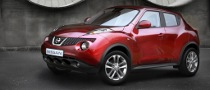 Nissan Juke Crossover Breaks Cover!