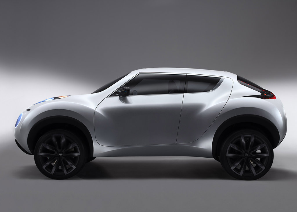 nissan juke crossover to debut on wednesday autoevolution. Black Bedroom Furniture Sets. Home Design Ideas