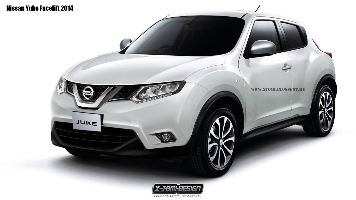 Nissan Juke Facelift Rendered Is It Needed Autoevolution