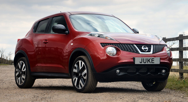nissan juke n tec uk pricing announced autoevolution. Black Bedroom Furniture Sets. Home Design Ideas