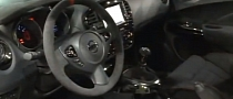 Nissan Juke Nismo Concept Interior Revealed in First Official Video