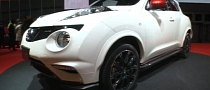 Nissan Juke Nismo Unveiled at Tokyo Auto Salon 2013 [Video]