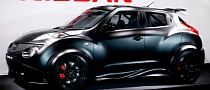 Nissan Juke-R Unveiled in Spain
