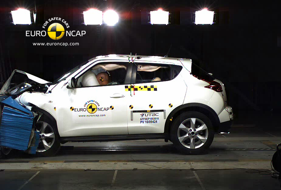 Great Euro NCAP Confirms: The Juke Is Among The Safest