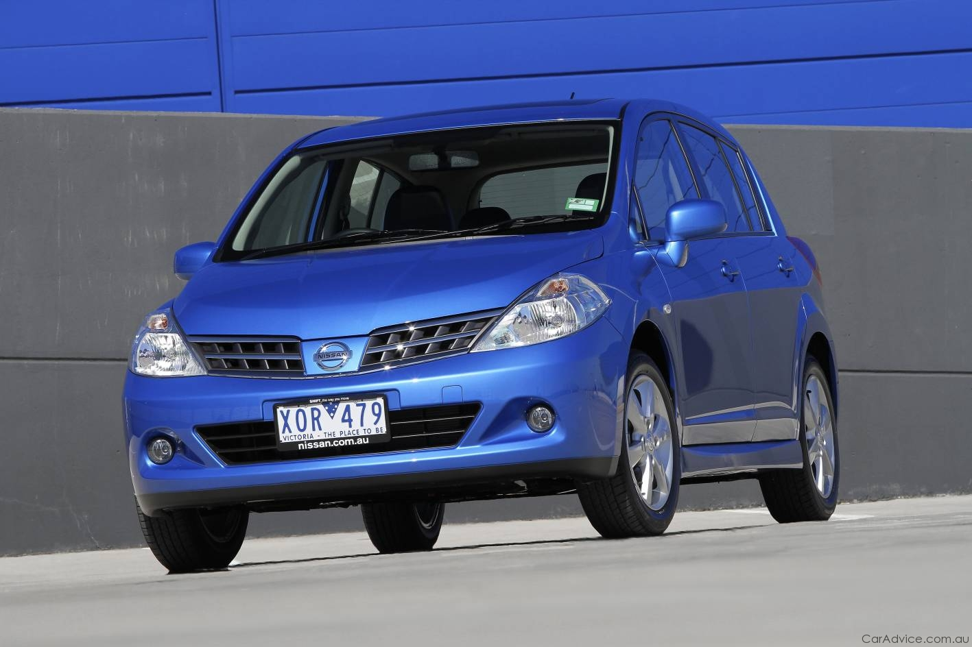 Nissan Launched Series 3 Tiida In Australia Autoevolution