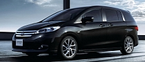 Nissan Launches Lafesta Highway Star 7-Seater MPV in Japan