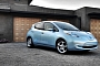 Nissan Leaf 2012 US Sales Stop Just Short of 10,000 - Volt Sales Stay Steady