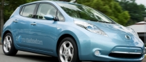 Nissan Leaf Arrives in the Pacific Northwest