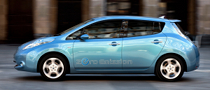 Nissan Leaf Available for Order in Spain