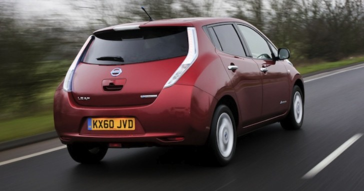 nissan leaf can be leased for just 139 in california. Black Bedroom Furniture Sets. Home Design Ideas