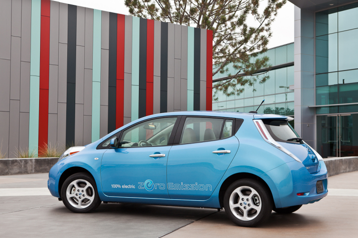 nissan leaf canadian prices announced autoevolution