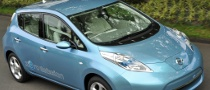 Nissan Leaf Early Reservations Begin Today in the US