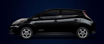 Nissan LEAF Earns 5-Star NHTSA Rating