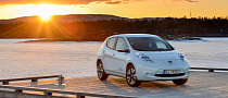 Nissan Leaf Electric Vehicle, the Best Selling Car in Norway