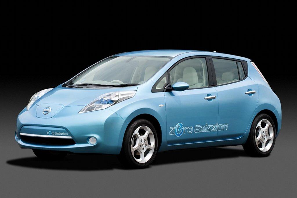 Nissan leaf price netherlands