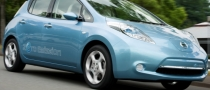 Nissan Leaf Hoped to Outsell Hybrids