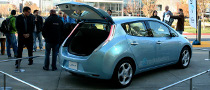"Nissan Leaf ""new action TOUR"" Moves into Phase 3"