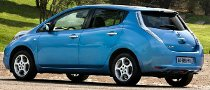 Nissan Leaf Price to Take a Dive in the UK from 2012