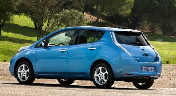nissan leaf price to take a dive in the uk from 2012. Black Bedroom Furniture Sets. Home Design Ideas